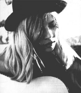 Carolyn in California (c. 1968)
