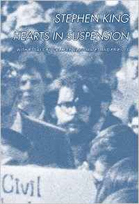 Cover image of HEARTS IN SUSPENSION. Photo reproduced from the 1970 University of Maine PRISM. Courtesy of Special Collections, Raymond H. Fogler Library, University of Maine.